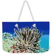 Beautiful Marine Plants 11 Weekender Tote Bag by Lanjee Chee