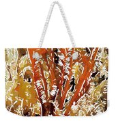Beautiful Marine Plants 8 Weekender Tote Bag by Lanjee Chee