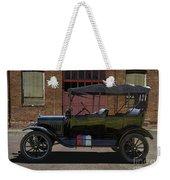 Beautiful Model T Touring Car Weekender Tote Bag