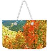 Beautiful Mother Nature  Weekender Tote Bag