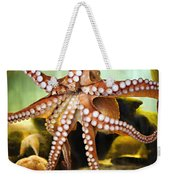 Beautiful Octopus Weekender Tote Bag