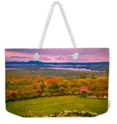 Beautiful Overview Of New Hampshire Weekender Tote Bag