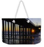 Beautiful Pismo Beach Sunset Weekender Tote Bag