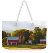 Beautiful Red Barn 3 Weekender Tote Bag