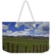 Beautiful Rocky Mountains Weekender Tote Bag