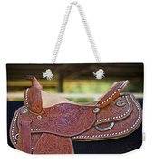 Beautiful Saddle Weekender Tote Bag
