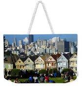 Beautiful San Francisco Weekender Tote Bag