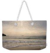Beautiful Sand Beach Weekender Tote Bag