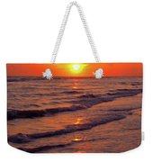 Beautiful Sanibel Sunset Weekender Tote Bag