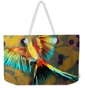 Beautiful Scissor-tailed Flycatchers Weekender Tote Bag
