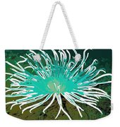 Beautiful Sea Anemone 2 Weekender Tote Bag by Lanjee Chee