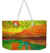 Beautiful Sedona Weekender Tote Bag