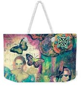 Beautiful Song Weekender Tote Bag