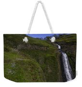 Beautiful Spring Falls Weekender Tote Bag