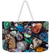 Beautiful Stones Weekender Tote Bag