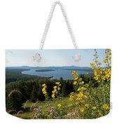 Beautiful Summer Day Weekender Tote Bag