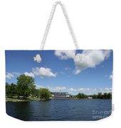 Beautiful Summerday At Lake Winnipesaukee Weekender Tote Bag