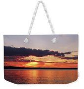 Beautiful Sunset Weekender Tote Bag