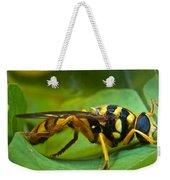 Beautiful Syrphid Weekender Tote Bag