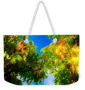 Beautiful Tree Tops In Sky Weekender Tote Bag