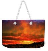 Beautiful Utah Sunset Weekender Tote Bag