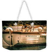 Beautiful Vessel Weekender Tote Bag
