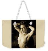 Beautiful Violet Weekender Tote Bag