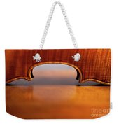 Beautiful Violin Weekender Tote Bag