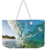 Beautiful Wave And Sunlight Weekender Tote Bag