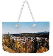 Beautiful Whitehorse ... Weekender Tote Bag