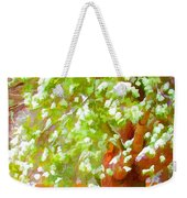 Beautiful Winter Tree Weekender Tote Bag