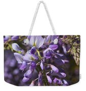 Beautiful Wisteria A Spring Delight Weekender Tote Bag
