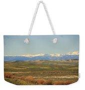 Beautiful Wyoming Weekender Tote Bag