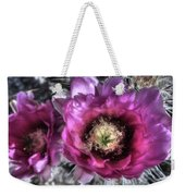 Beauty Among The Thorns Weekender Tote Bag