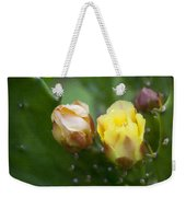 Beauty Among Thorns Weekender Tote Bag