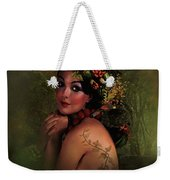 Beauty And Nature Weekender Tote Bag