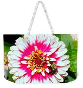 Beauty And The Bee #1 Weekender Tote Bag