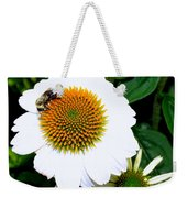 Beauty And The Bee #2 Weekender Tote Bag