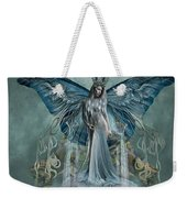 Beauty At Butterfly Falls Weekender Tote Bag