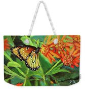 Beauty Attracts Weekender Tote Bag