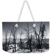 Beauty  Beyond The Fire Weekender Tote Bag