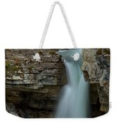 Beauty Creek Blue Falls Weekender Tote Bag