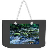 Beauty Discovered In The Wicklow Mountains Weekender Tote Bag