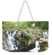 Beauty Falls Weekender Tote Bag