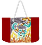 Beauty From Ashes Weekender Tote Bag