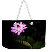 Beauty From The Shadows Weekender Tote Bag