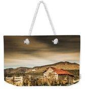 Beauty In Rural Dilapidation Weekender Tote Bag
