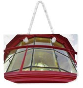 Beauty In The Lighthouse Lens Weekender Tote Bag