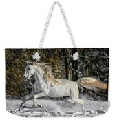 Beauty In The Snow Weekender Tote Bag