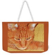 Beauty Of A Cat Weekender Tote Bag